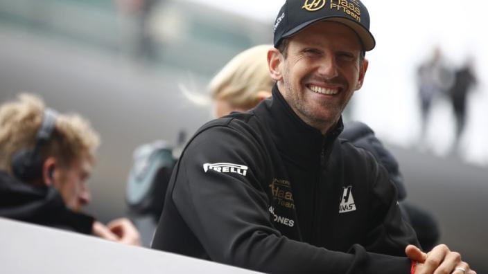 Grosjean reveals Plan B if Haas choose Hulkenberg