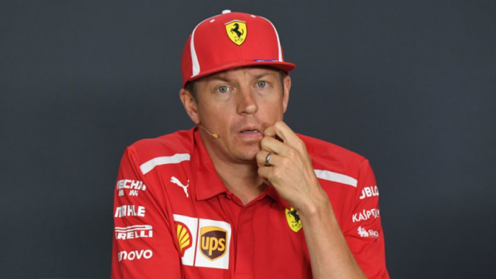 Raikkonen told Ferrari future at Monza