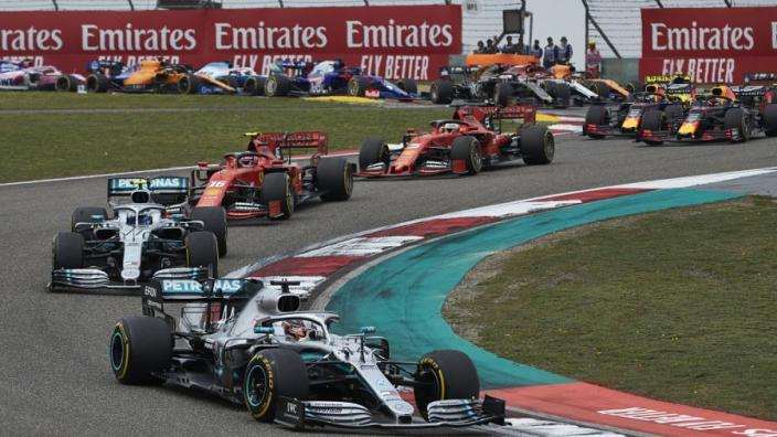 Shanghai organiseert wellicht twee Chinese GP's dit jaar
