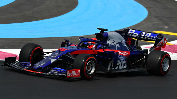 Kvyat to start French GP last