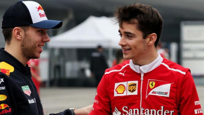 Leclerc stelt doelen voor 2019: 'Monaco en Monza zou ik graag winnen'