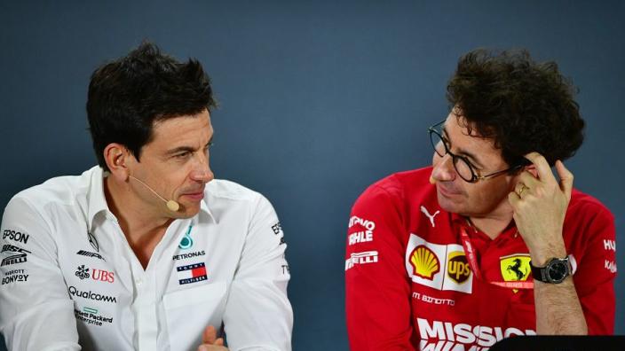 "Ferrari struggles ""not good for Formula 1"" laments Wolff"