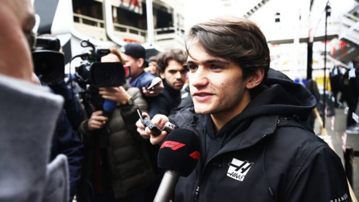 Fittipaldi thought early Haas call-up was a joke