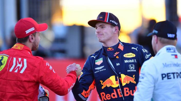 """Corriere dello Sport: """"Lijkt alsof Verstappen Ferrari compleet uitsluit"""""""