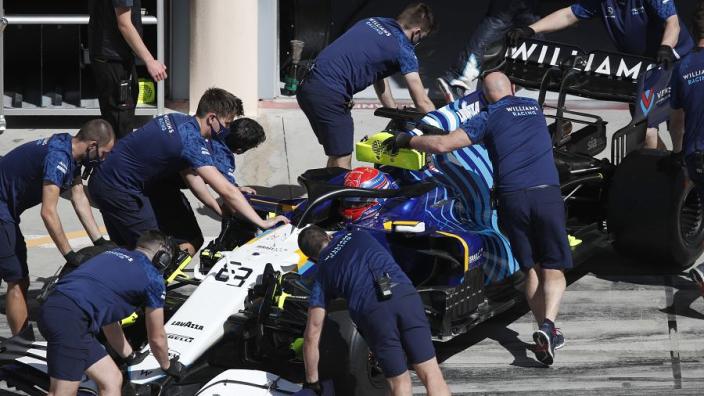 Williams kondigt François-Xavier Damaison aan als nieuwe technisch directeur