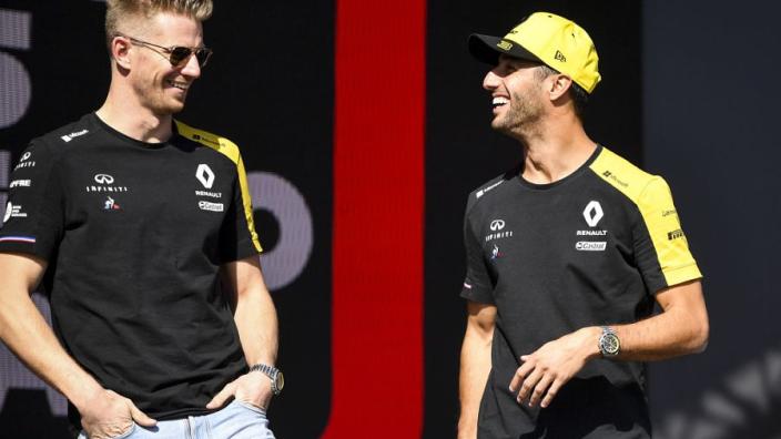 Ricciardo over race op Zandvoort: 'Het is old school, je hebt grote ballen nodig'