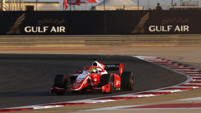 Schumacher secures pole in debut race, Latifi victorious