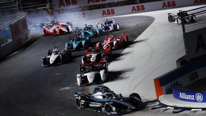 Saudi-Arabië onderschept raketaanval tijdens racedagen Formule E