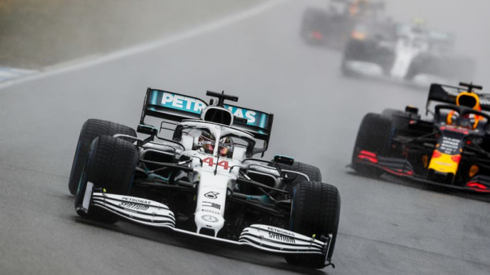 Williams score their first point in 2019 after Alfa are penalised!