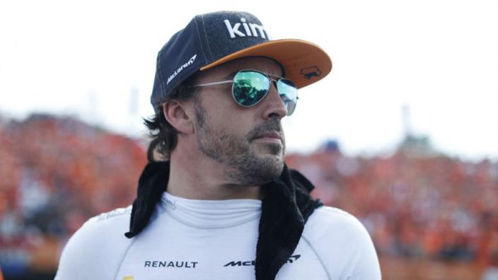 Fernando Alonso to NASCAR?!