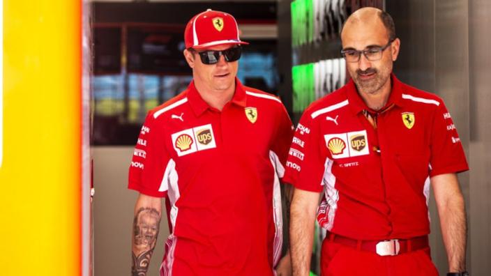"""Räikkönen: """"Heb bij Sauber getekend om de pers gek te maken"""""""