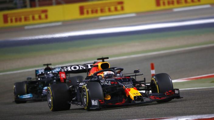 "Russell: ""Red Bull zal komende races minder competitief zijn"""