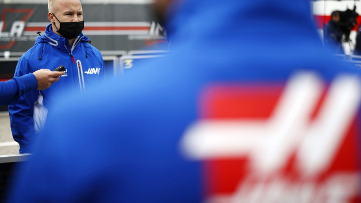 """Mazepin the """"beat-up boy"""" of F1 after spins - Steiner"""