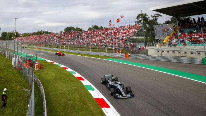 Ferrari taunt 'butler' Bottas after Italian GP defeat