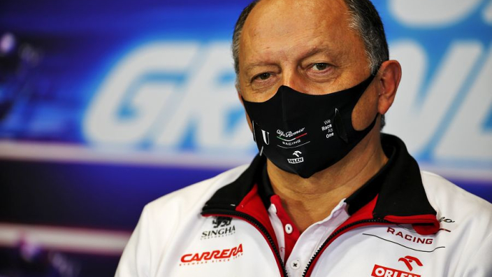 Alfa Romeo team principal to miss pre-season testing after positive Covid test