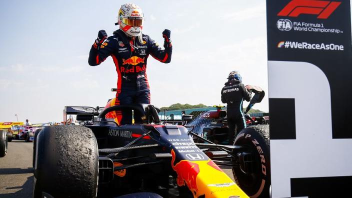 """Formula 1 """"kind of a hobby"""" for Verstappen"""