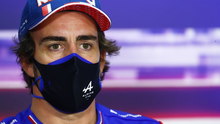 Alonso confident Alpine 'in mix' as F1's new 'fight-for-third' looms