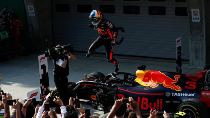Lights Out: Ricciardo rises to the top in Shanghai stunner