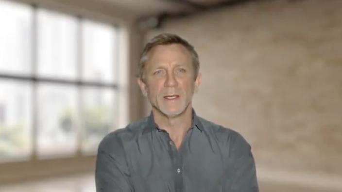Aston Martin krijgt prachtige videoboodschap van 'James Bond'