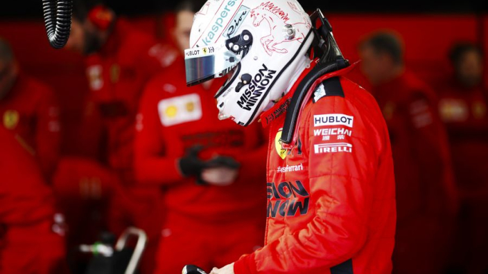 Reports: Ferrari to offer Vettel a reduced wage one year deal