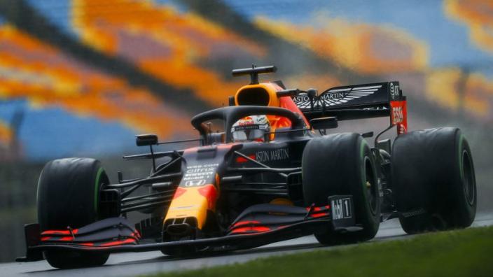 Verstappen positief over nieuwe onderdelen Red Bull Racing