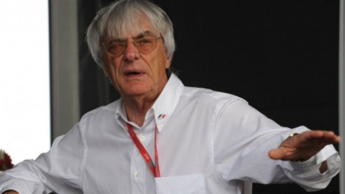Ecclestone agrees with Wolff over F1 budget cap