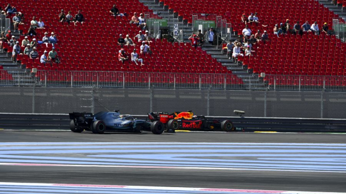 FIA make decision on Hamilton-Verstappen incident