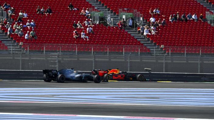 'Hamilton deserved penalty for Verstappen incident'