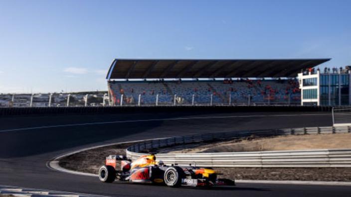 De Dutch Grand Prix vindt plaats op 5 september 2021