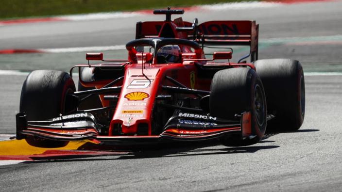 Vettel: There's more potential in Ferrari car
