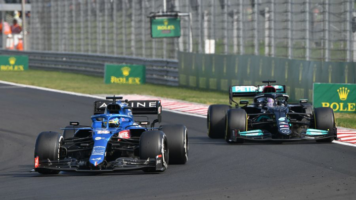 """Hamilton """"moaning"""" not needed in """"battle royale"""" with Alonso"""