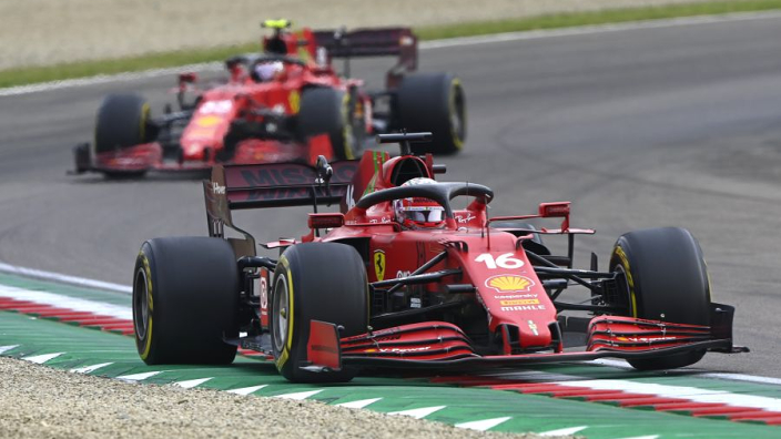 "Leclerc disgruntled as red flags unravel Ferrari ""gamble"""