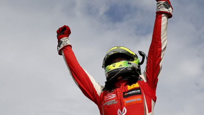 'Mick Schumacher in F1 with Ferrari would be extraordinary'
