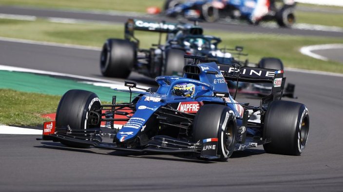 """Alonso finally feels """"more a racer"""" after """"strongest weekend"""" on F1 return"""