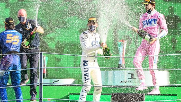 """Wolff over GP Italië: """"Niki Lauda zou zijn pet hebben afgenomen"""""""