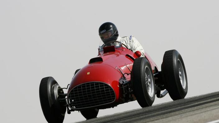 Ferrari to celebrate 1,000th grand prix with unique livery
