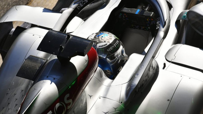 A 'good day' for Bottas despite late problems