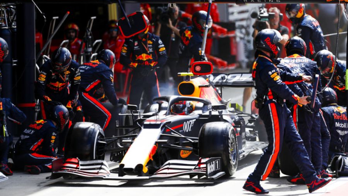 VIDEO: Red Bull break world record for fastest pitstop...AGAIN!