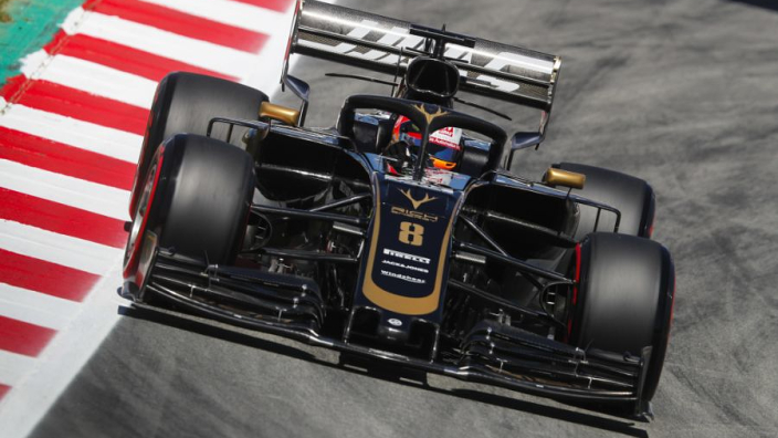 Haas keep Rich Energy branding for Silverstone
