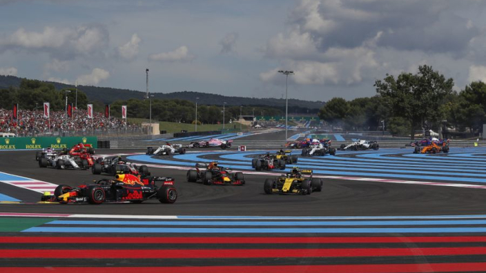 Action taken to prevent repeat of French GP farce