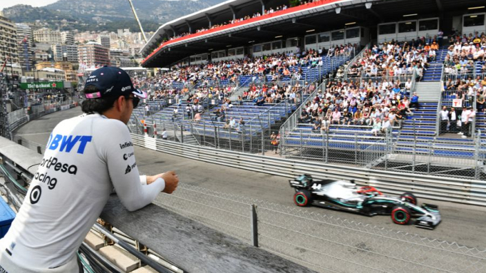 Hamilton only three tenths quicker than anyone in F1 - Perez