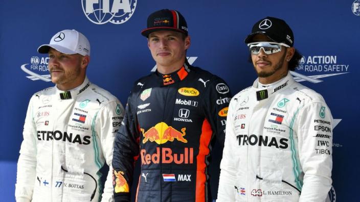 """Saward: """"Goed mogelijk dat Mercedes een optie heeft op Verstappen"""""""