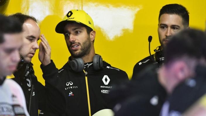 Ricciardo: 'Geloof in verbetering 2020, zou ik niet zeggen als ik het niet meende'