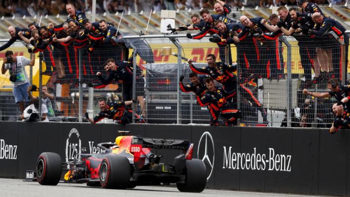 """Verstappen gaat Duitse GP missen: """"Groot verlies voor de Formule 1"""""""