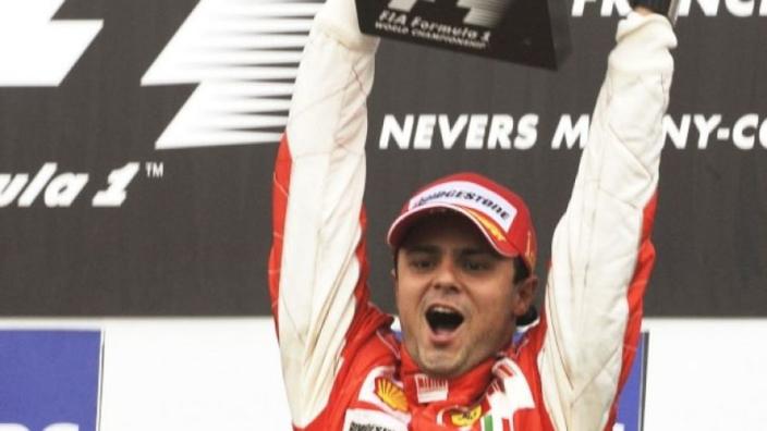 IN BEELD: De laatste Grand Prix van Frankrijk in 2008