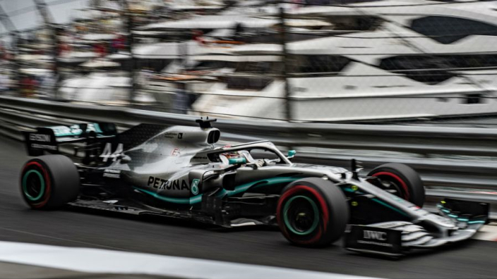 Hamilton takes storming Monaco pole after Ferrari fail Leclerc