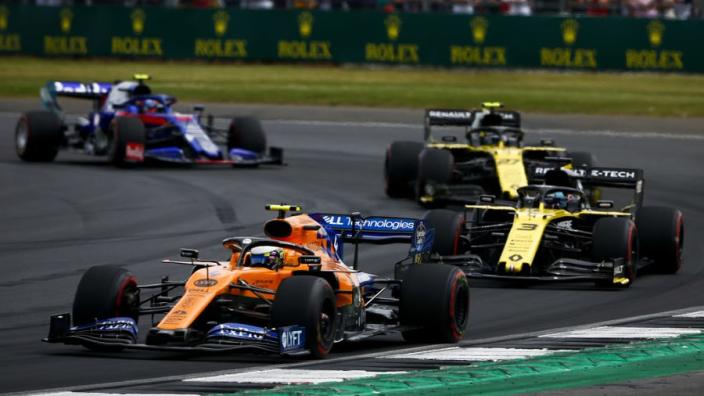 Ricciardo: McLaren easier to drive than Renault