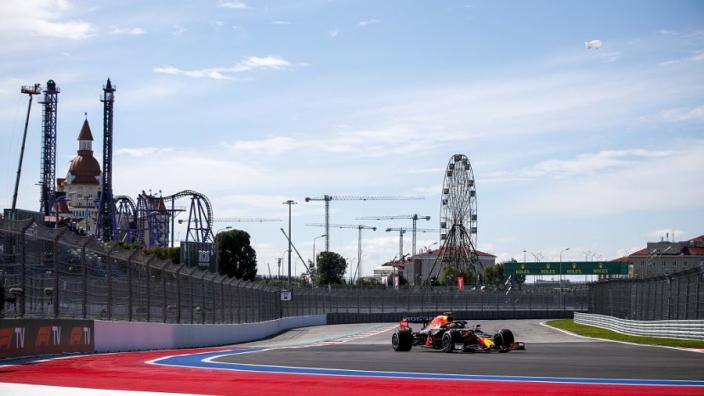 Hoe laat begint de kwalificatie voor de Grand Prix van Rusland?
