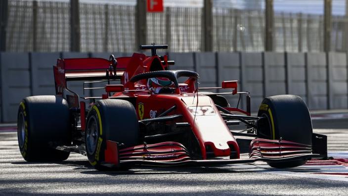 Sainz en zes anderen komen volgende week in actie tijdens grote Ferrari-test in Italië
