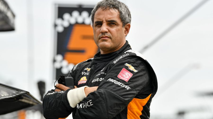 Why Montoya's Indy 500 milk choice has raised eyebrows